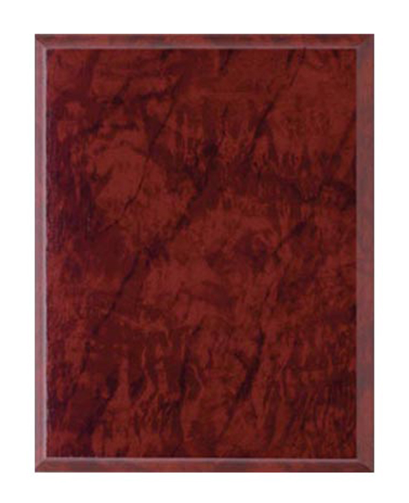 Red-Marble-Finish-Plaque